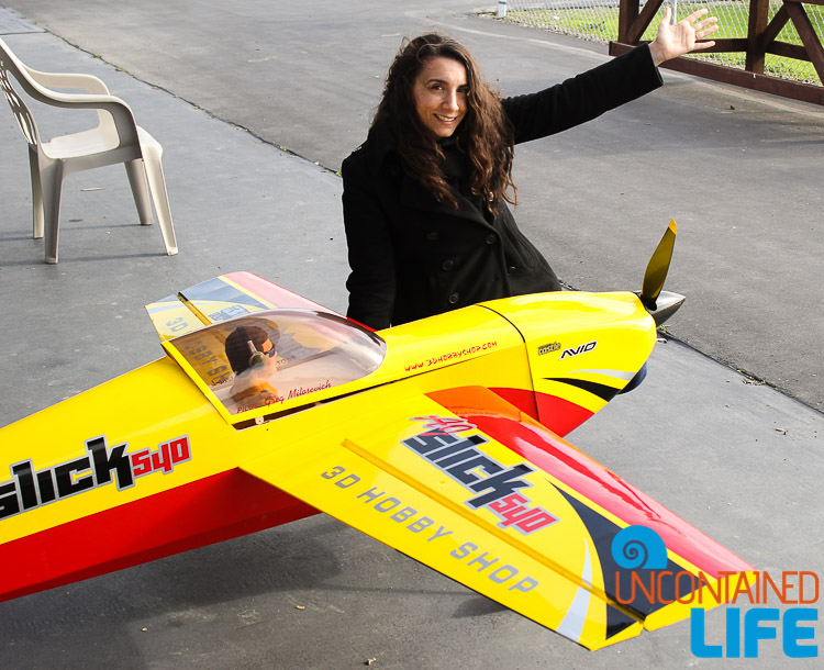 Model Airplane Hillary Branman Livermore CA