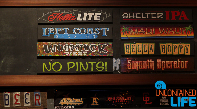 Altamont Beer Works Brews Livermore CA