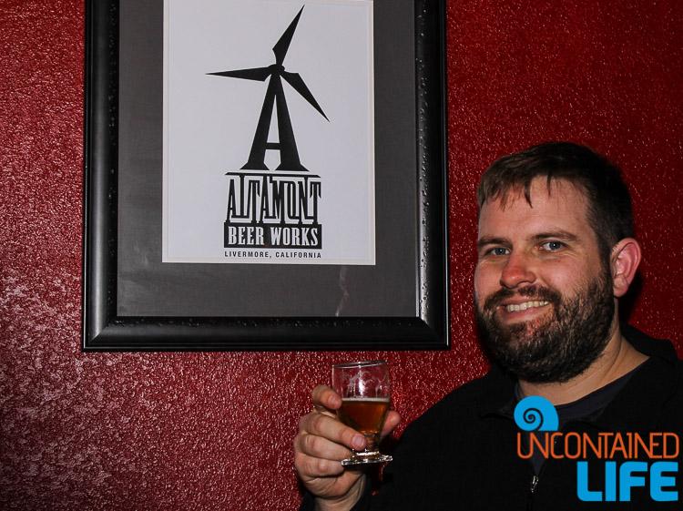 Atamont Beer Works Justin Baird