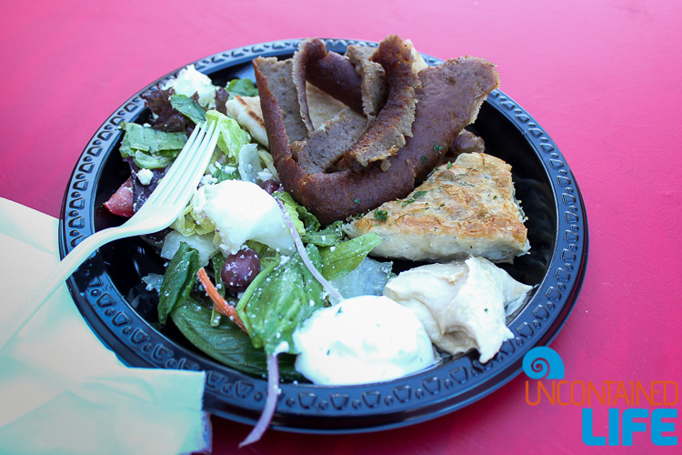 Greek Food Long Beach CA Stroll Savor