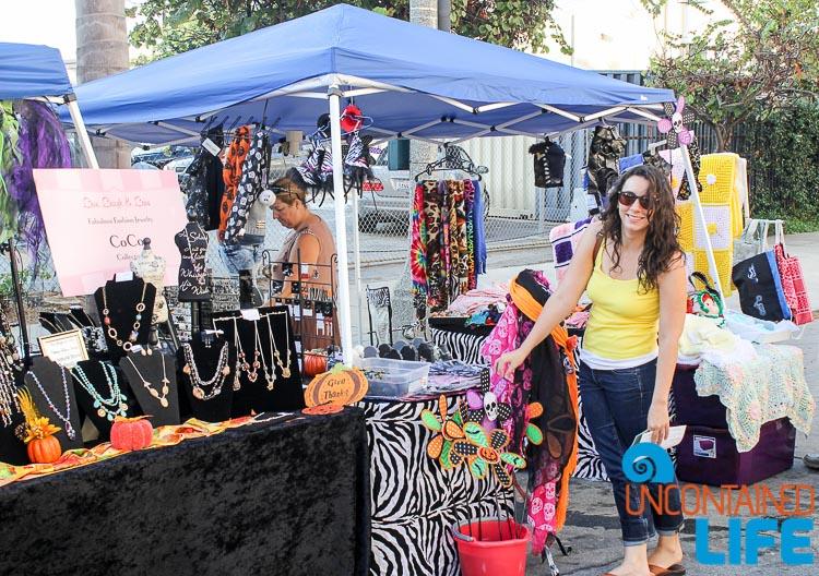 Hillary Branman Street Market Long Beach CA