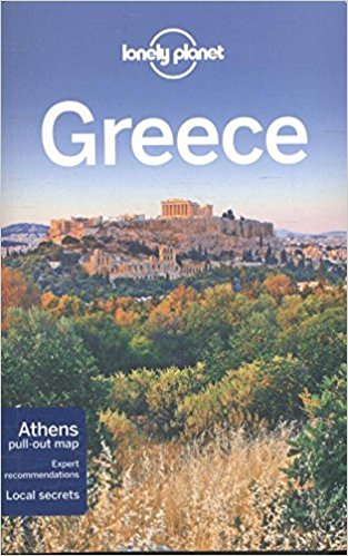 Lonely Planet, Athens, Greece, Uncontained Life