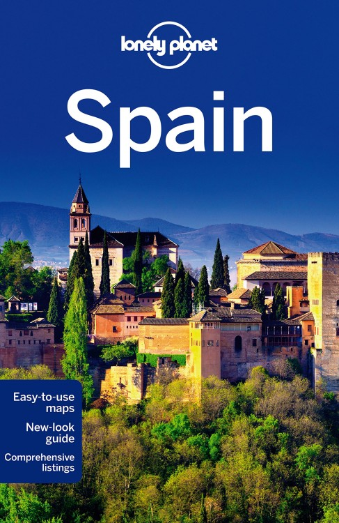 Guide to Spain, Uncontained Life, Lonely Planet