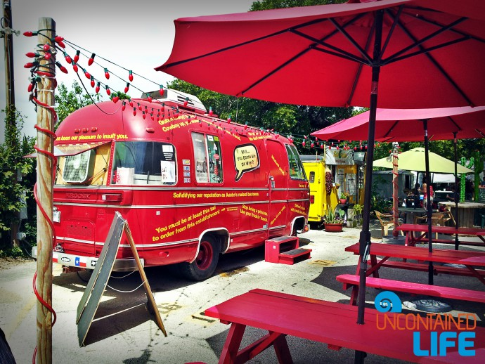 Food Truck, best things to do in Austin, Texas