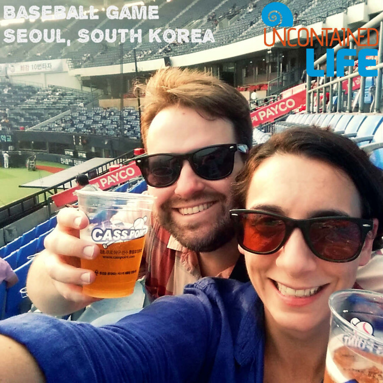 Baseball Seoul Uncontained Life