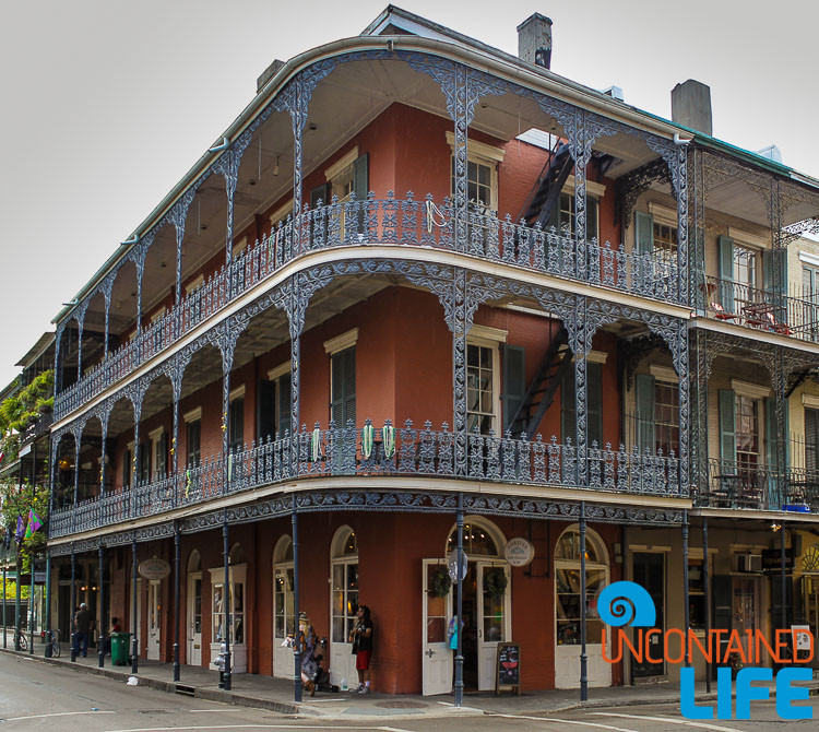 New Orleans, Louisiana, Transformative Travel, Mindful Travel, Uncontained Life