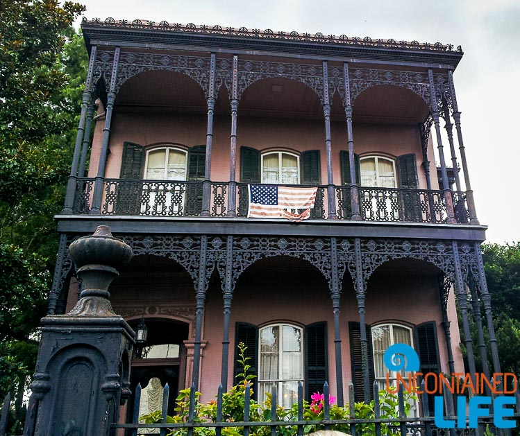 Haunted Mansion New Orleans LA