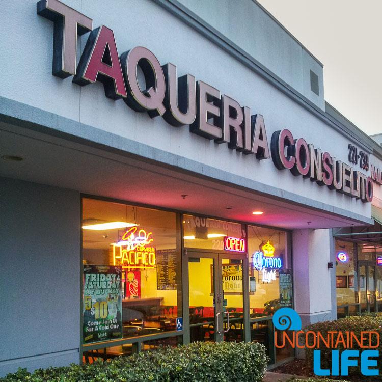 Taqueria Consuelito Mexican Food Livermore CA