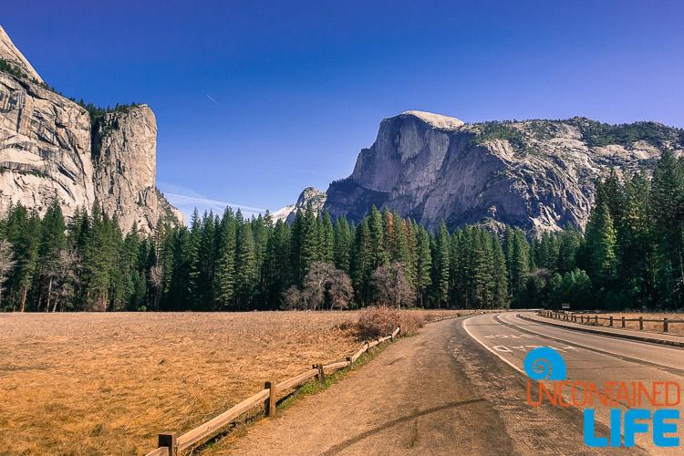 Yosemite National Park Half Dome California