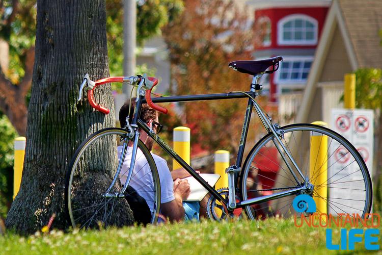 Bicycle Slow Travel