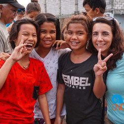 Jakarta Youth and Hillary