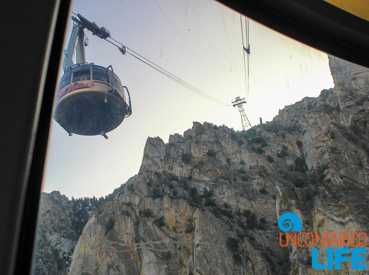 Aerial Tramway Palm Springs