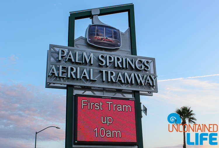 Palm Springs Aerial Tramway California