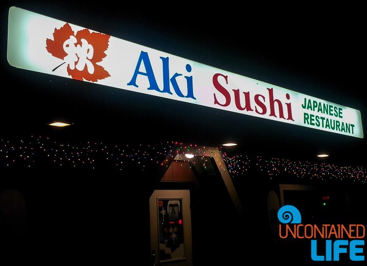 Aki Sushi California