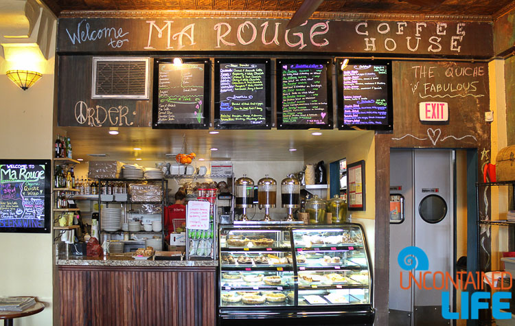 Ma Rouge Coffee House