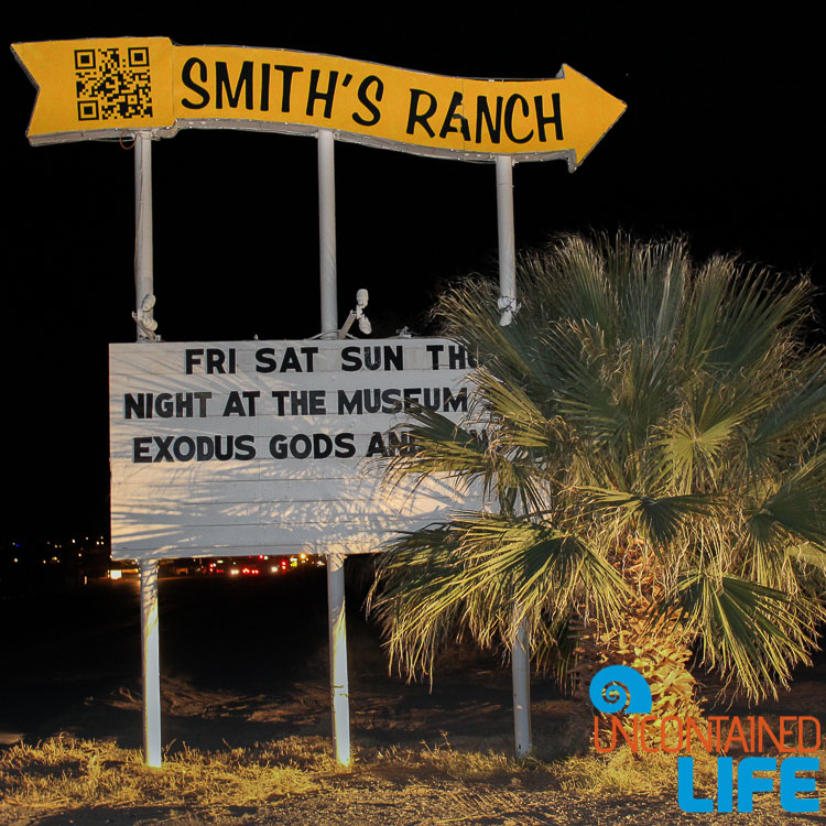 Smith's Ranch Movie Drive In