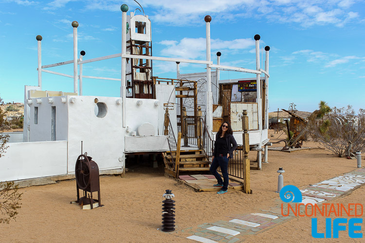 White House Noah Purifoy