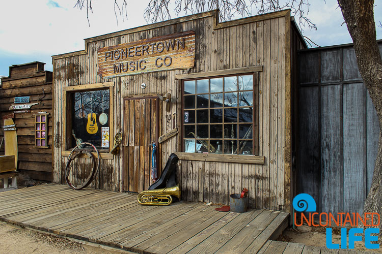 Pioneertown Music Store