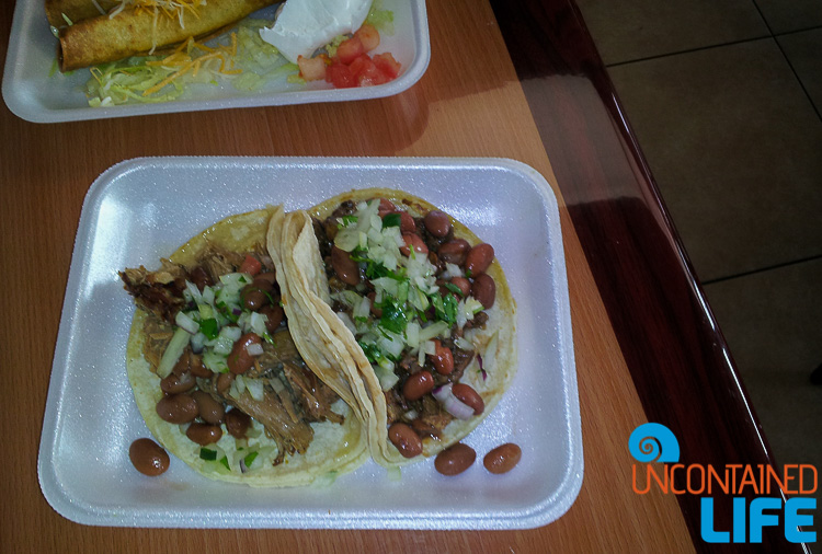 Kasa Taco Shop Tacos