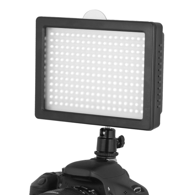 Chromo 216 LED CI-216 Dimmable Ultra High Power Panel LED Light