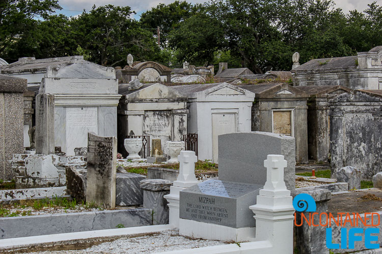 Cemetery Graves New Orleans LA