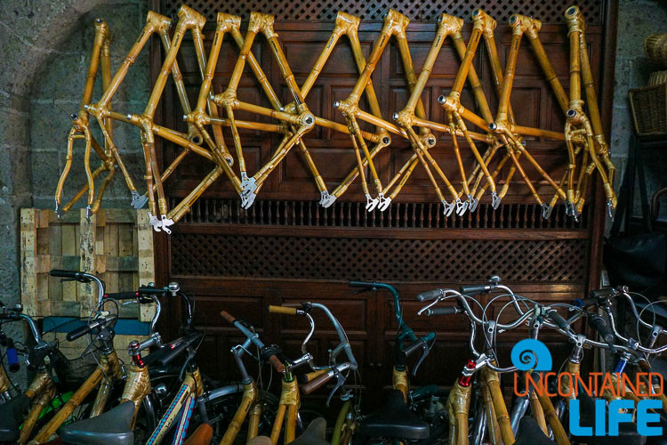 BamBike Bamboo Bicycle Frames