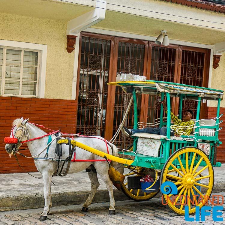 Horse Buggy Intramuros Manila Philippines
