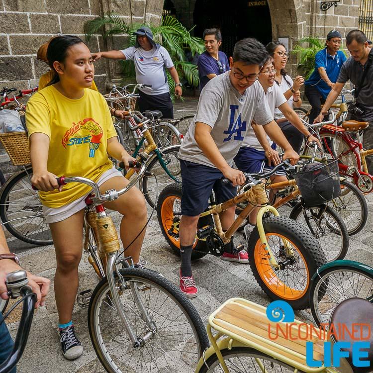 Bambike Ecotours Manila