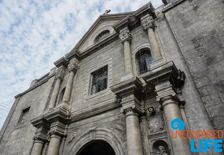 San Augustin Church Manila Philippines