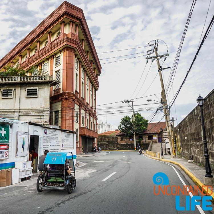 Intramuros Manila Philippines