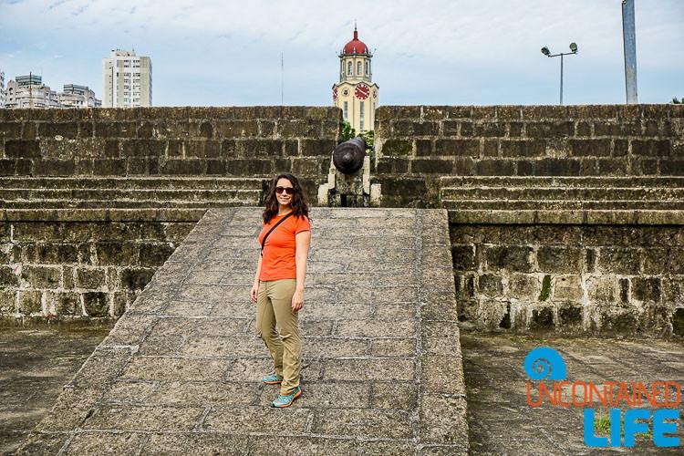 Uncontained Life Intramuros Canon Manila Philippines