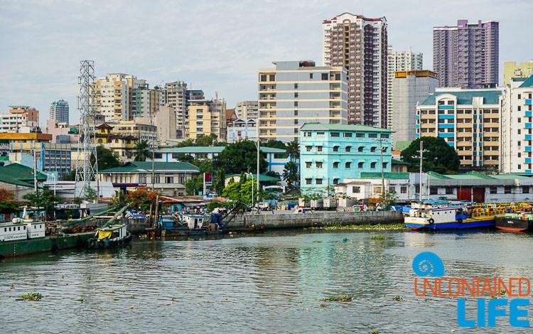 Manila Philippines River