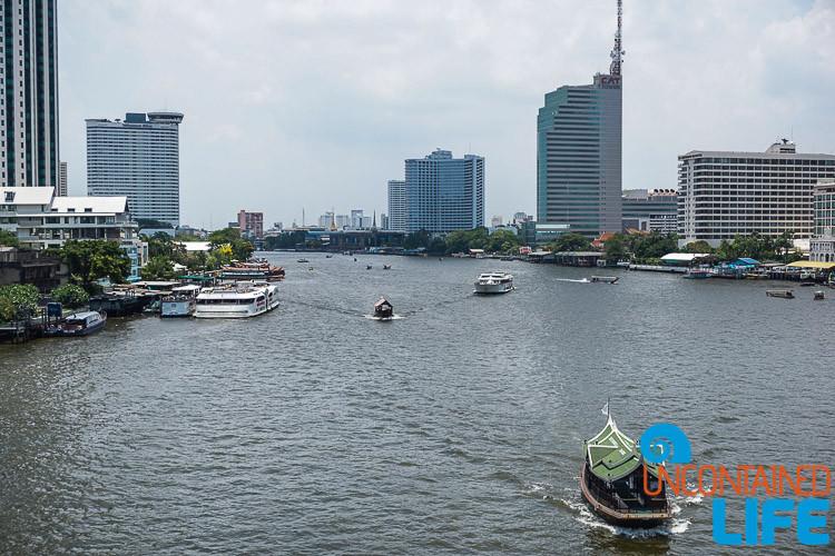 Bangkok Chao Phraya River Thailand