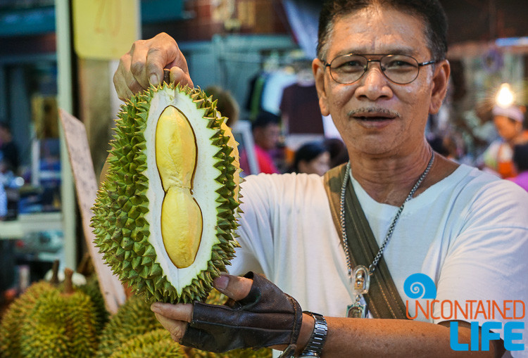 Durian Man Bangkok