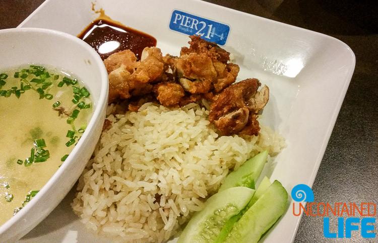 Terminal 21 Meal Bangkok Thailand