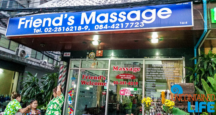 Friends's Massage Thailand Bangkok
