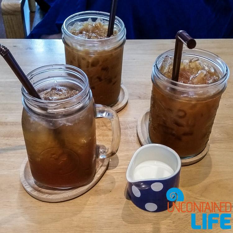 Iced Coffee Bangkok Thailand