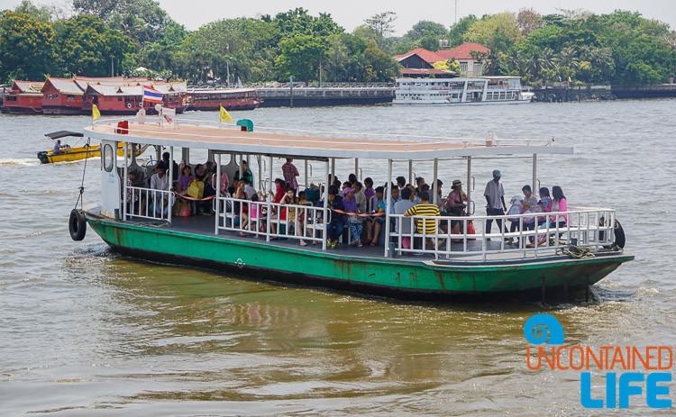 Ferry Chao Phraya Bangkok