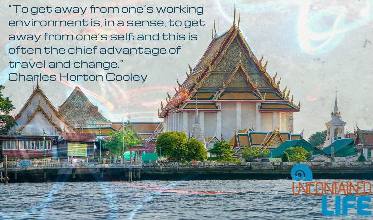 Charles Cooley Quoto Thailand Bangkok