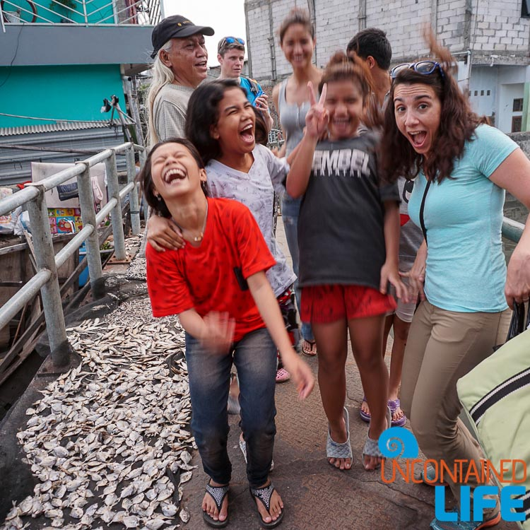 Children Jakarta Tour Uncontained Life