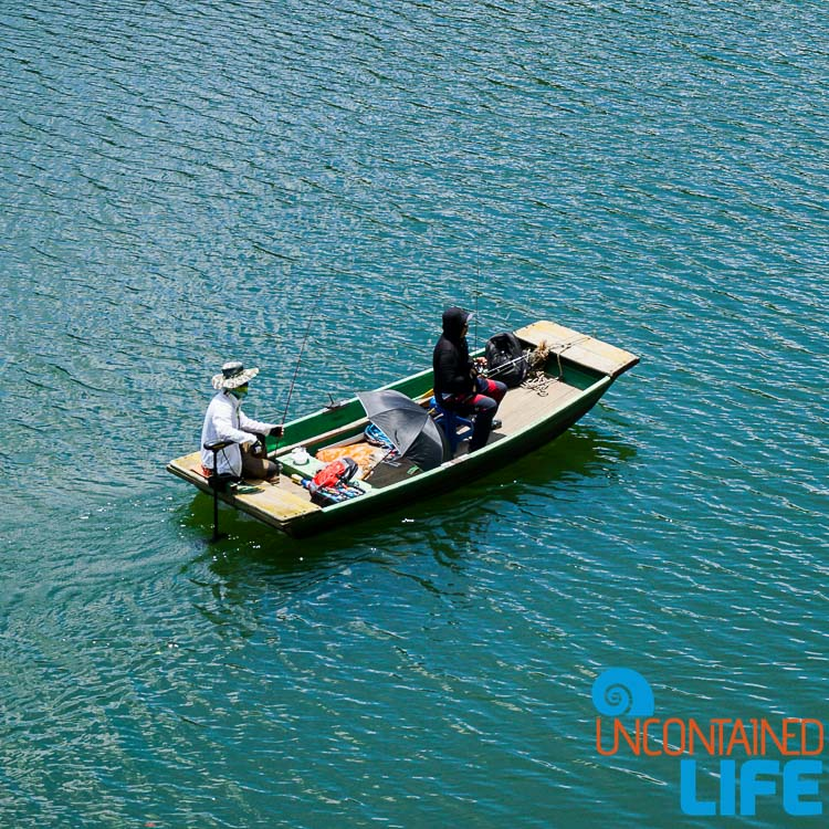 Fishing Boat, Off the Beaten Path in South Korea, Uncontained Life