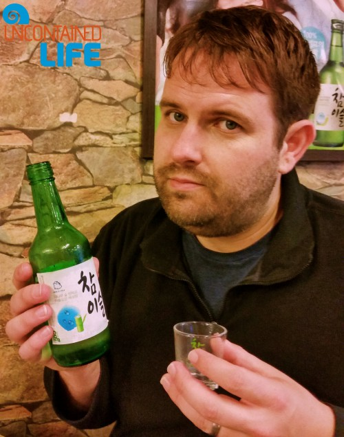 Justin and Soju Uncontained Life