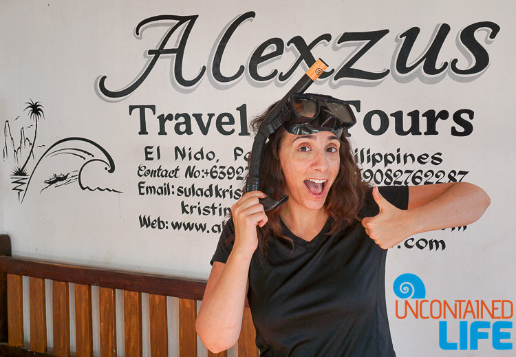 Uncontained Life Alexzus Travel El Nido