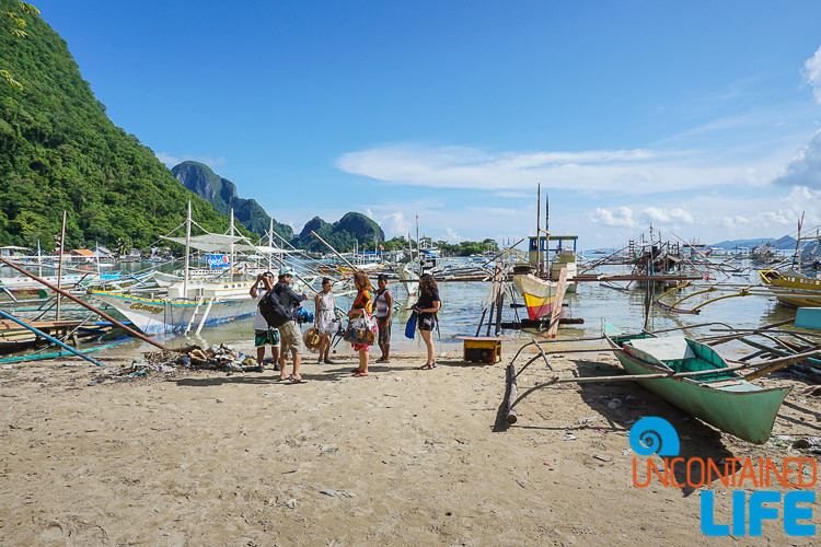 El Nido Tour A and C Alexza