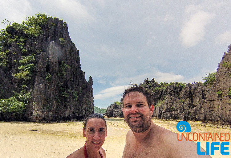 Hidden Beach El Nido Uncontained Life