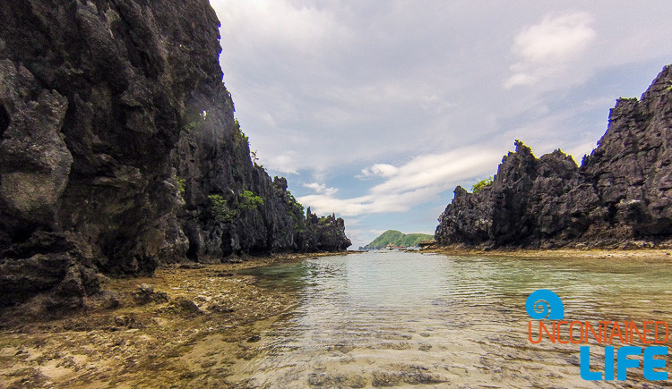 Hidden Beach El Nido Tour