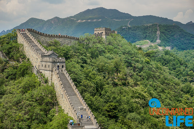 Mutianyu, Great Wall of China, Uncontained Life