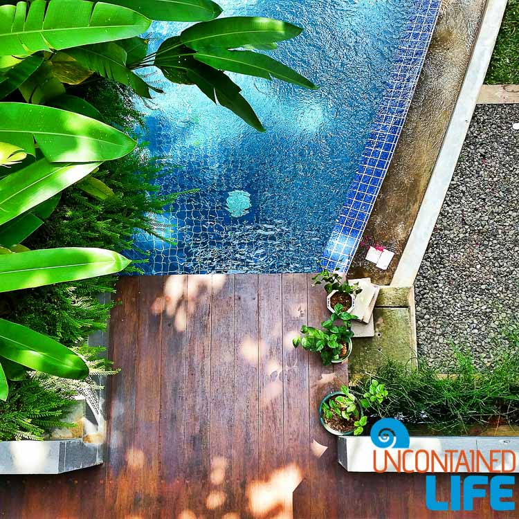 Balcony View Jakarta Indonesia