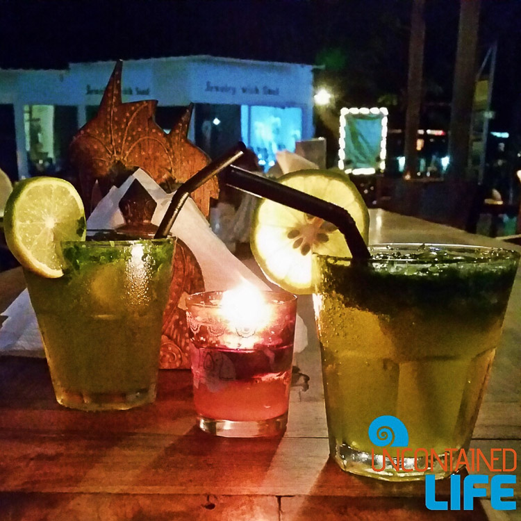 Bali Cocktails
