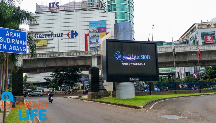 Jakarta, Indonesia, Malls